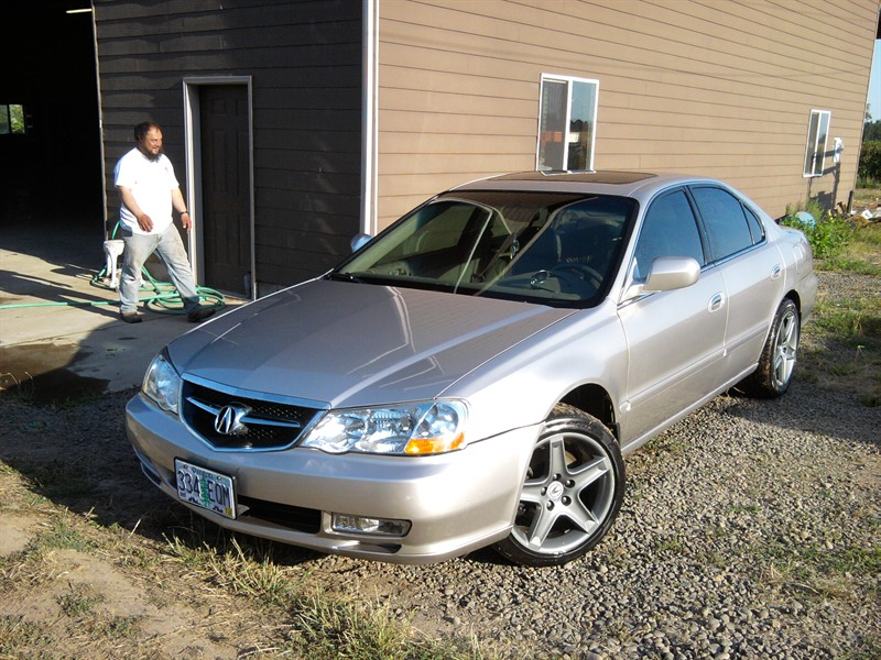 acura tl 1999 for sale by owner in woodburn or 97071. Black Bedroom Furniture Sets. Home Design Ideas