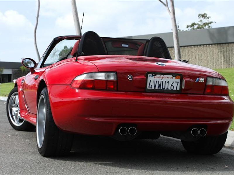 Bmw Z3 M Roadster 2001 For Sale By Owner In Newport