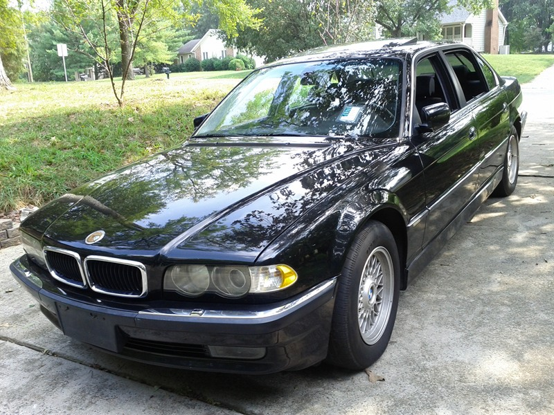 bmw 740il 2001 for sale by owner in charlotte nc 28226. Black Bedroom Furniture Sets. Home Design Ideas