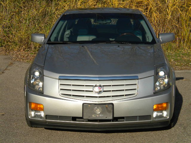 cadillac cts 2007 for sale by owner in new baltimore mi 48047. Black Bedroom Furniture Sets. Home Design Ideas