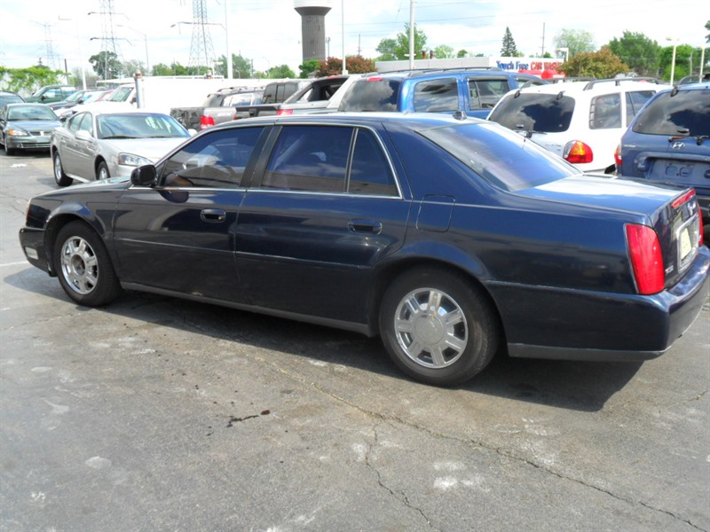 cadillac deville 2004 for sale by owner in chicago il 60652. Black Bedroom Furniture Sets. Home Design Ideas