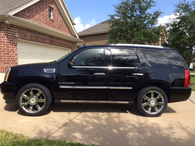 21 900 2007 cadillac escalade private seller houston new used. Cars Review. Best American Auto & Cars Review