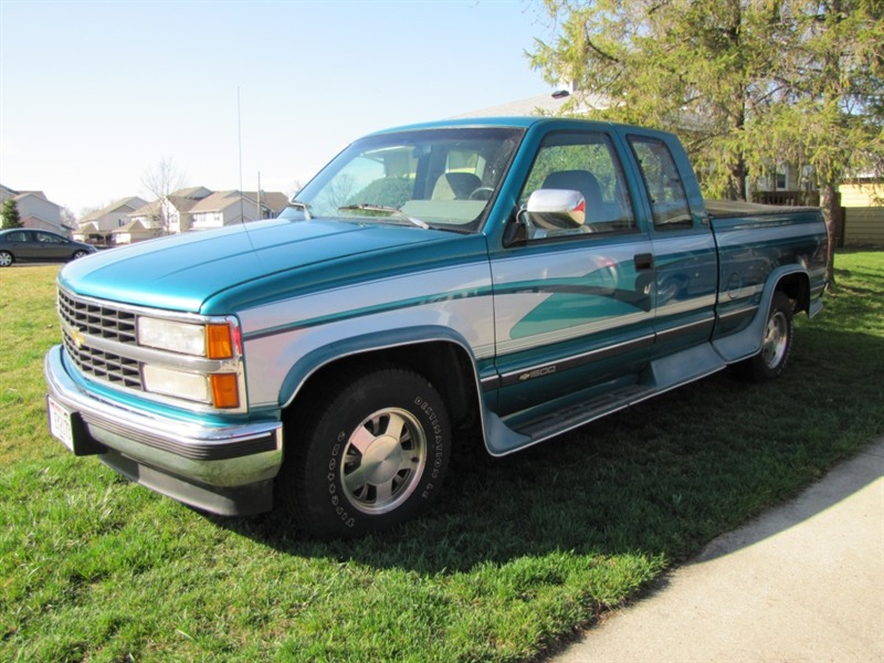 chevrolet silverado 1993 for sale by owner in union grove wi 53182. Black Bedroom Furniture Sets. Home Design Ideas
