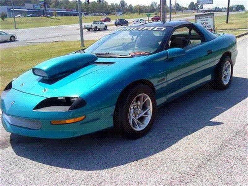 chevrolet z28 camaro 1995 for sale by owner in union grove al 35175. Black Bedroom Furniture Sets. Home Design Ideas