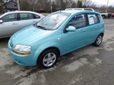 Chevrolet Aveo for sale by owner