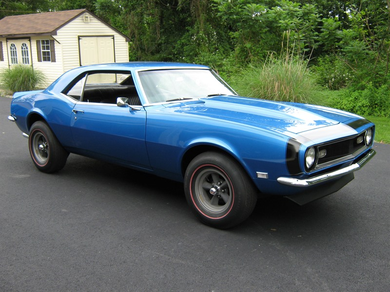 Chevrolet Camaro 1968 For Sale By Owner In Wrightstown