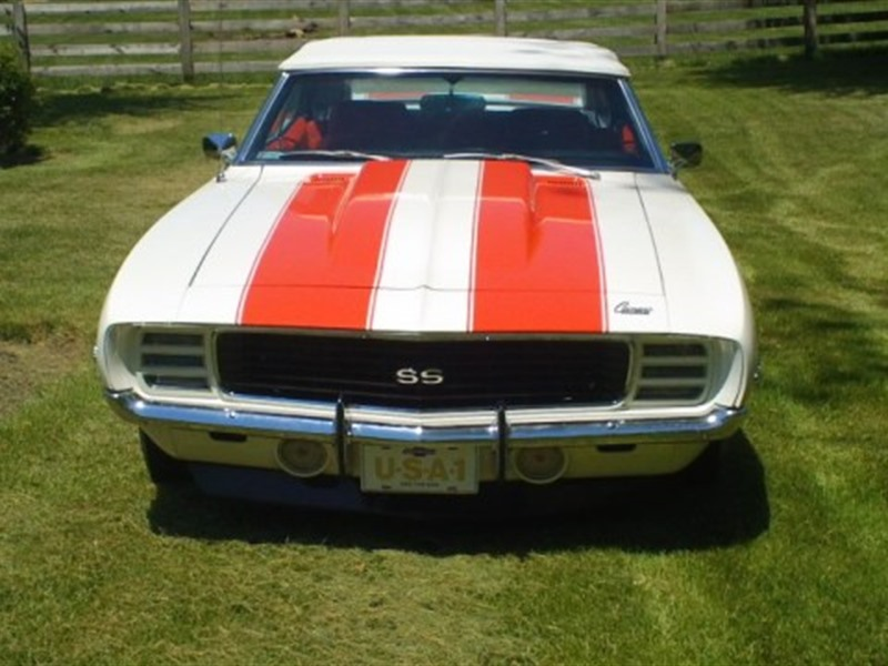 Chevrolet Camaro 1969 For Sale By Owner In Louisville