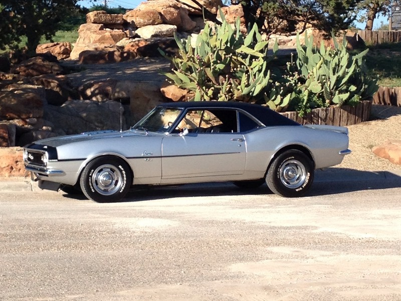 chevrolet camaro 1969 for sale by owner in ransom canyon tx 79366. Black Bedroom Furniture Sets. Home Design Ideas