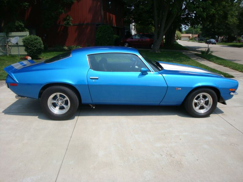 Chevrolet Camaro 1972 For Sale By Owner In Cincinnati