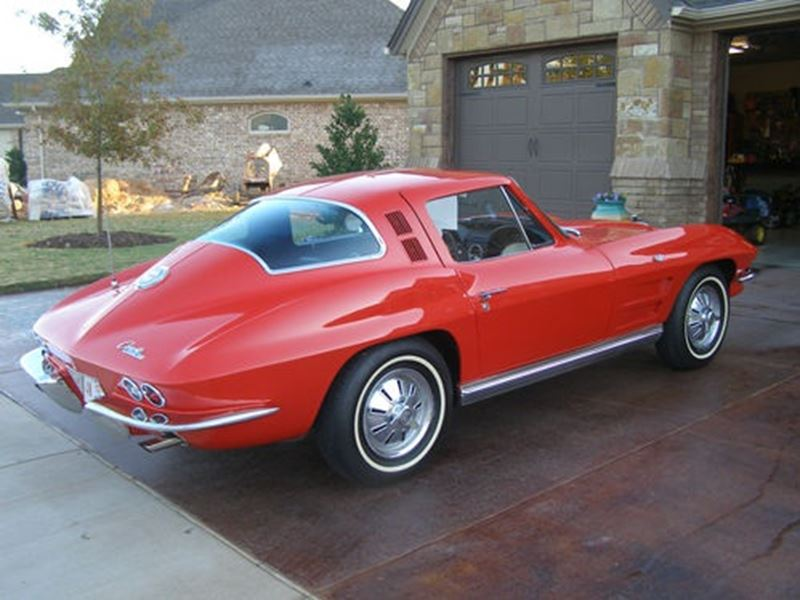 chevrolet corvette 1964 for sale by owner in charlotte nc 28299. Black Bedroom Furniture Sets. Home Design Ideas