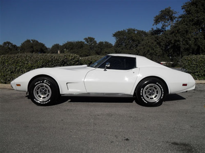 chevrolet corvette 4 speed 1976 by owner in san antonio tx 78216. Black Bedroom Furniture Sets. Home Design Ideas