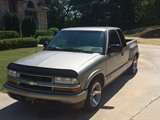 Chevrolet S-10 for sale by owner