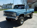 Chevrolet Silverado for sale by owner