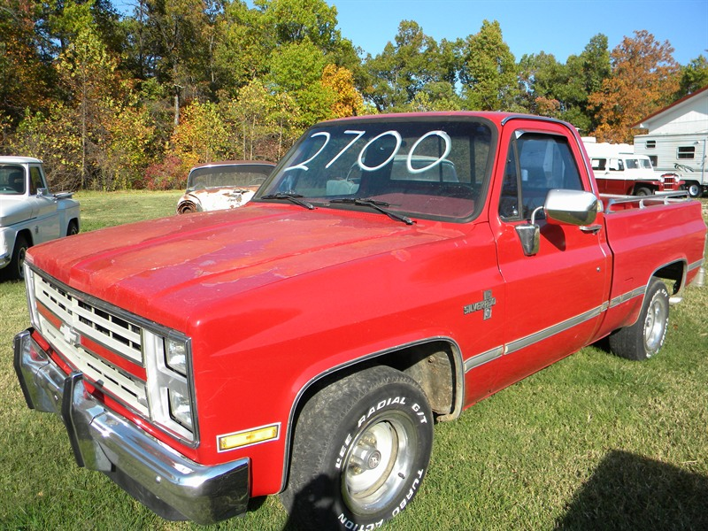 Selling Chevrolet