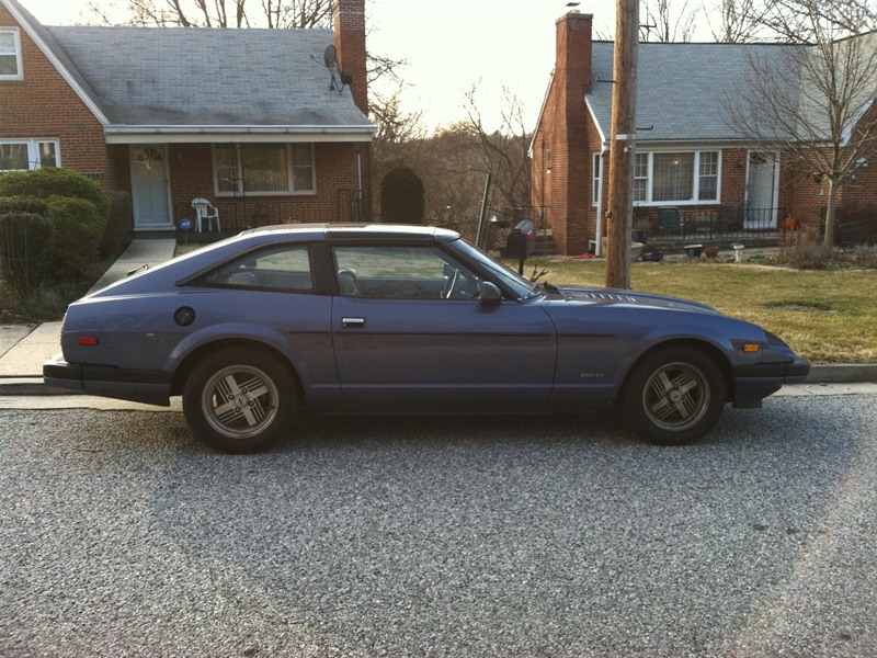 Datsun 280 zx 1993 For Sale by Owner in Baltimore MD