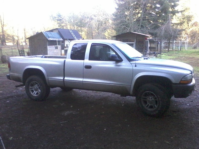 2004 dodge dakota for sale by owner in grants pass or. Black Bedroom Furniture Sets. Home Design Ideas