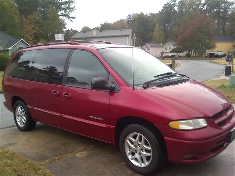 1999 dodge grand caravan for sale by owner in decatur ga. Cars Review. Best American Auto & Cars Review