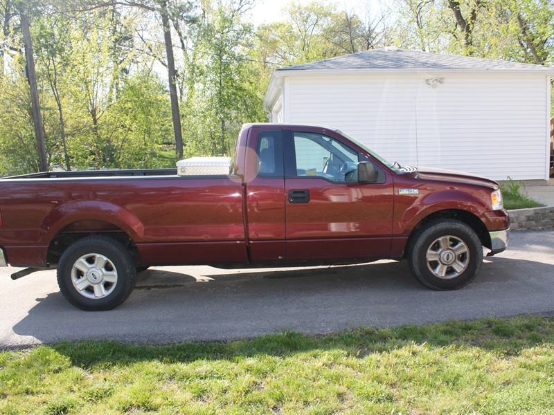 ford f150 2004 for sale by owner in lake zurich il 60047. Black Bedroom Furniture Sets. Home Design Ideas