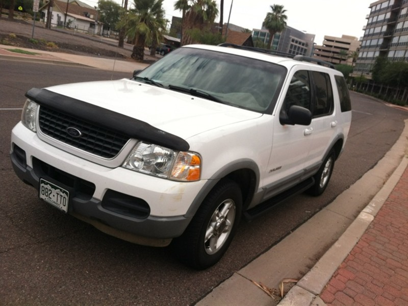 2002 ford explorer for sale by owner in phoenix az. Black Bedroom Furniture Sets. Home Design Ideas