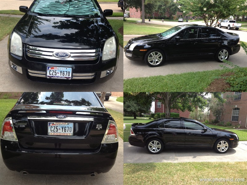 ford fusion 2007 for sale by owner in houston tx 77040. Black Bedroom Furniture Sets. Home Design Ideas