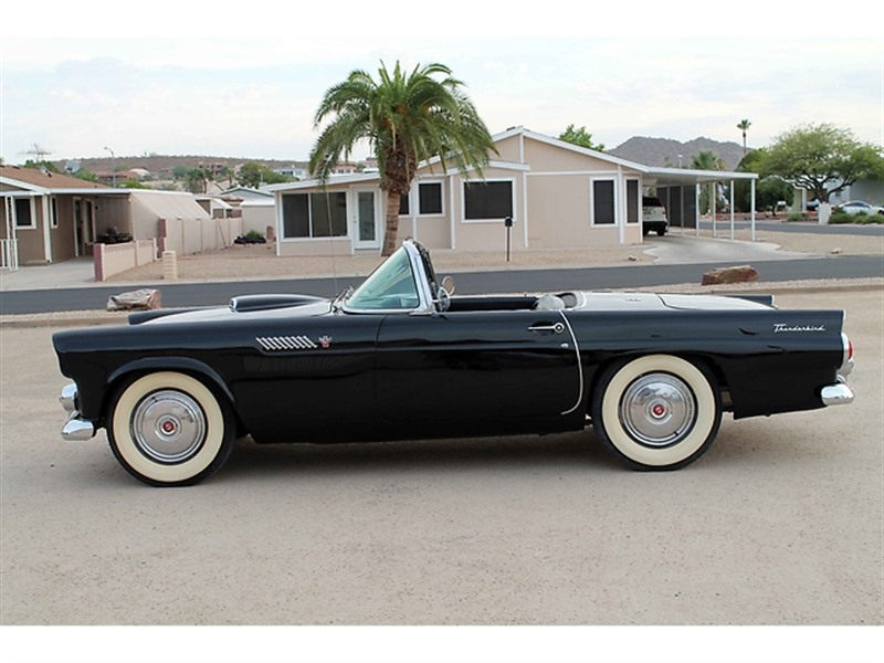 ford thunderbird 1955 for sale by owner in surprise az 85387. Black Bedroom Furniture Sets. Home Design Ideas