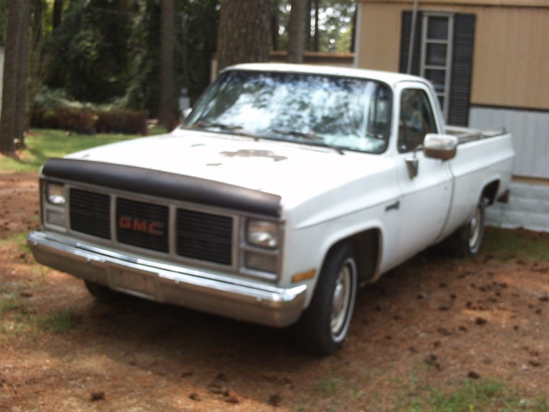 Gmc Sierra 1500 1985 For Sale By Owner In Goldsboro Nc