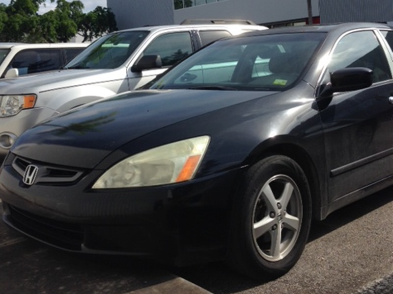honda accord 2004 for sale by owner in miami fl 33299. Black Bedroom Furniture Sets. Home Design Ideas
