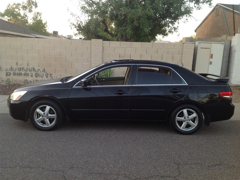 honda accord 2003 for sale by owner in phoenix az 85027. Black Bedroom Furniture Sets. Home Design Ideas