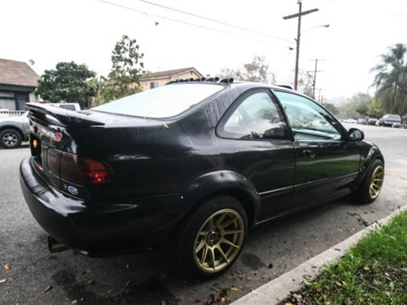 1995 honda civic ex for sale in los angeles. Black Bedroom Furniture Sets. Home Design Ideas