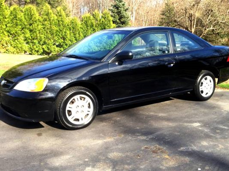 honda civic 2002 for sale by owner in wayland ma 01778. Black Bedroom Furniture Sets. Home Design Ideas