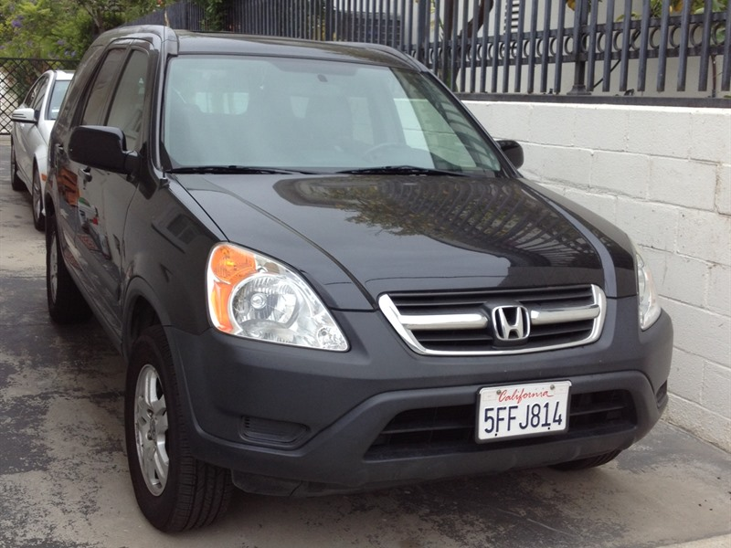 honda cr v 2004 for sale by owner in los angeles ca 90049. Black Bedroom Furniture Sets. Home Design Ideas