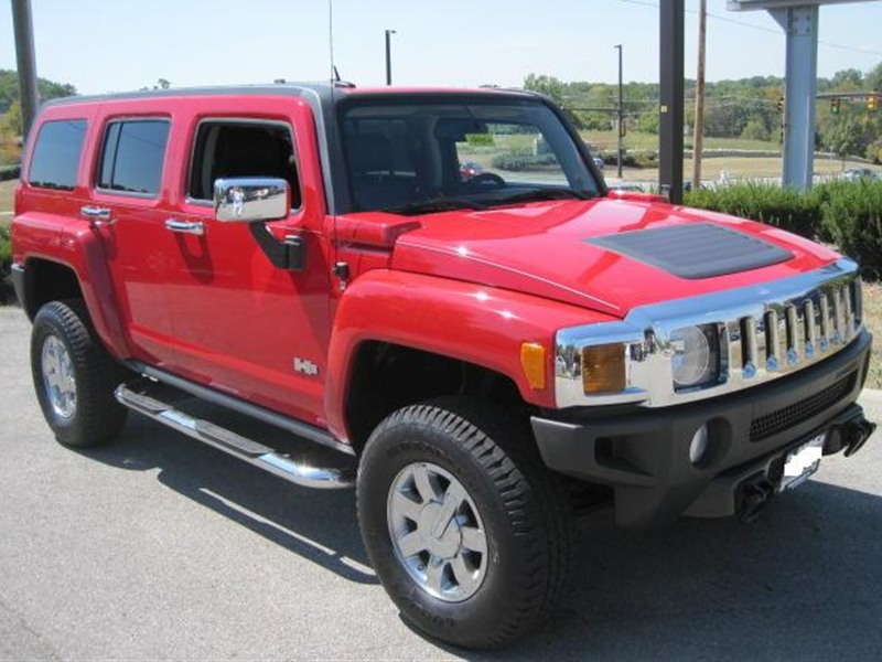 hummer h3 2007 for sale by owner in canal winchester oh 43110. Black Bedroom Furniture Sets. Home Design Ideas