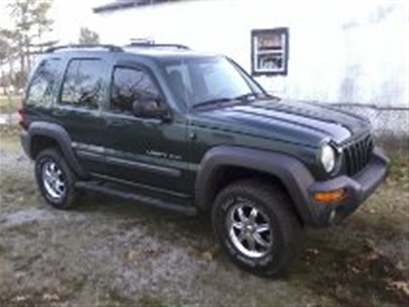 jeep liberty 2002 for sale by owner in paragould ar 72450. Black Bedroom Furniture Sets. Home Design Ideas