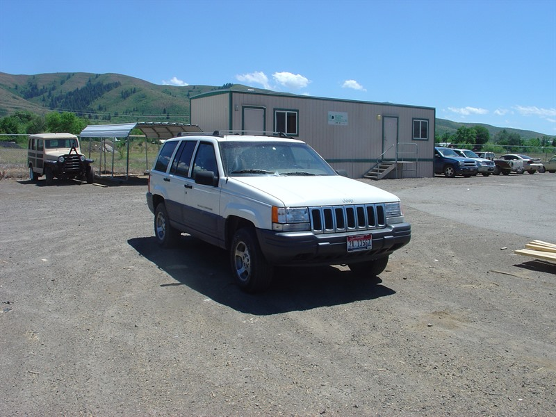 Image(s) of Second hand Jeep Grand Cherokee for sale by owner