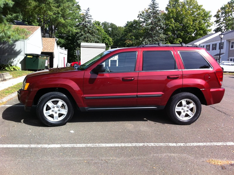 jeep grand cherokee 2007 for sale by owner in danbury ct 06817. Black Bedroom Furniture Sets. Home Design Ideas