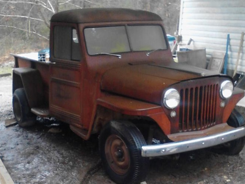 jeep willys 1949 for sale by owner in decatur tn 37322. Black Bedroom Furniture Sets. Home Design Ideas