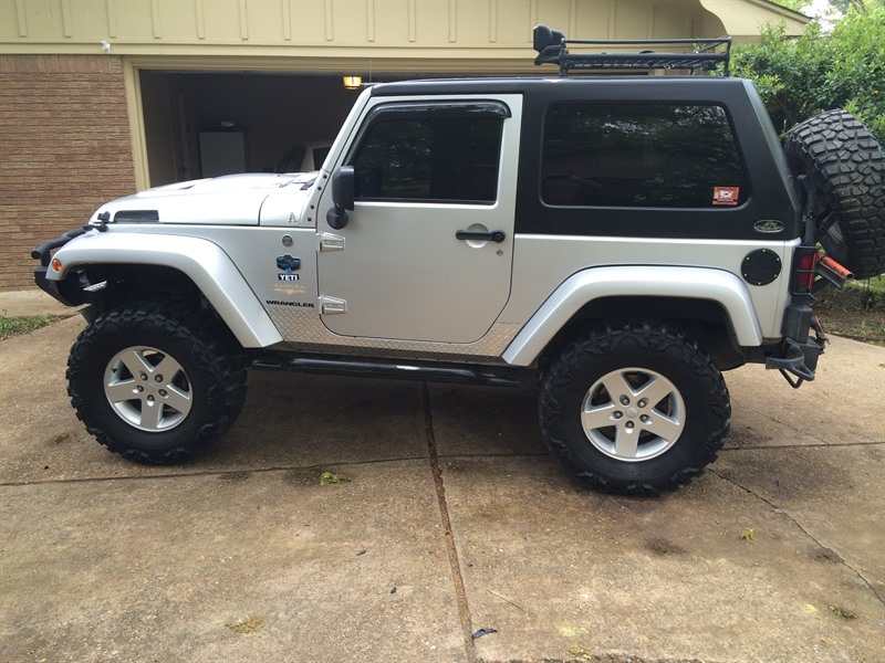 jeep wrangler 2007 for sale by owner in texarkana ar 71854. Black Bedroom Furniture Sets. Home Design Ideas
