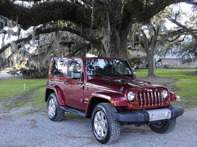 jeep wrangler 2012 for sale by owner in metairie la 70060. Black Bedroom Furniture Sets. Home Design Ideas
