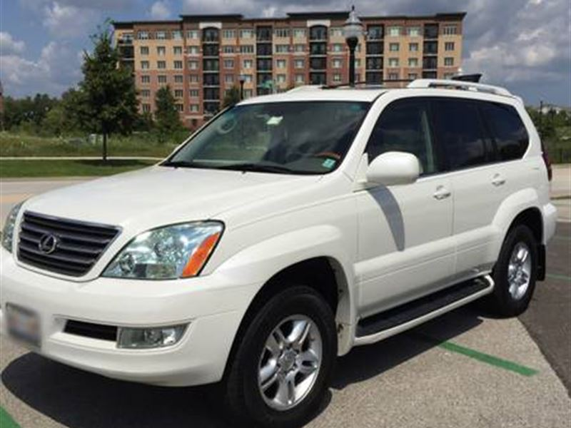 lexus gx 470 2007 for sale by owner in vernon hills il 60061. Black Bedroom Furniture Sets. Home Design Ideas