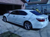 Lexus LS for sale by owner