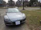 Mazda RX-8 for sale by owner