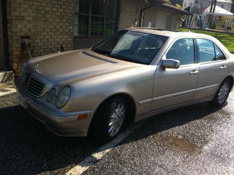 Mercedes benz e 320 2001 for sale by owner in towson md for Used mercedes benz for sale by owner