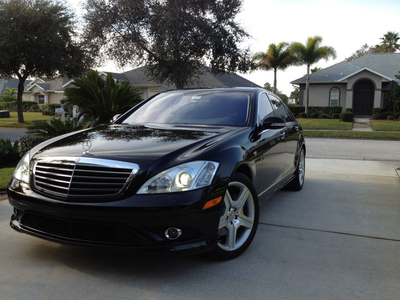 Mercedes benz s550 2007 for sale by owner in las vegas for Mercedes benz nevada