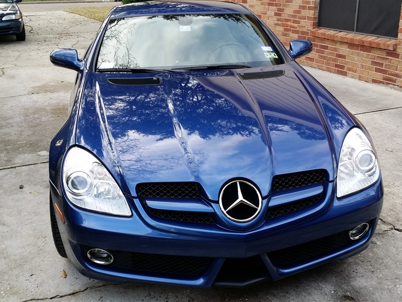 Mercedes benz slk 350 2009 for sale by owner in humble for Mercedes benz used cars for sale by owner