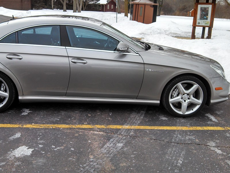 Cars for sale by owner in arlington heights il for Mercedes benz cls550 for sale by owner