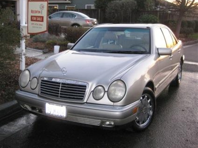Cars for sale by owner in san jose ca for Mercedes benz e350 for sale by owner