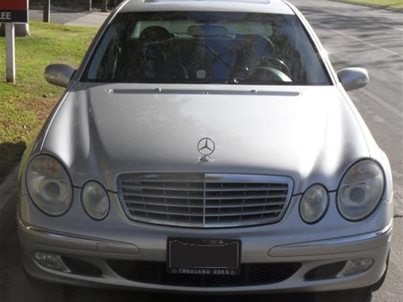 Cars for sale by owner in santa barbara ca for Mercedes benz e350 for sale by owner