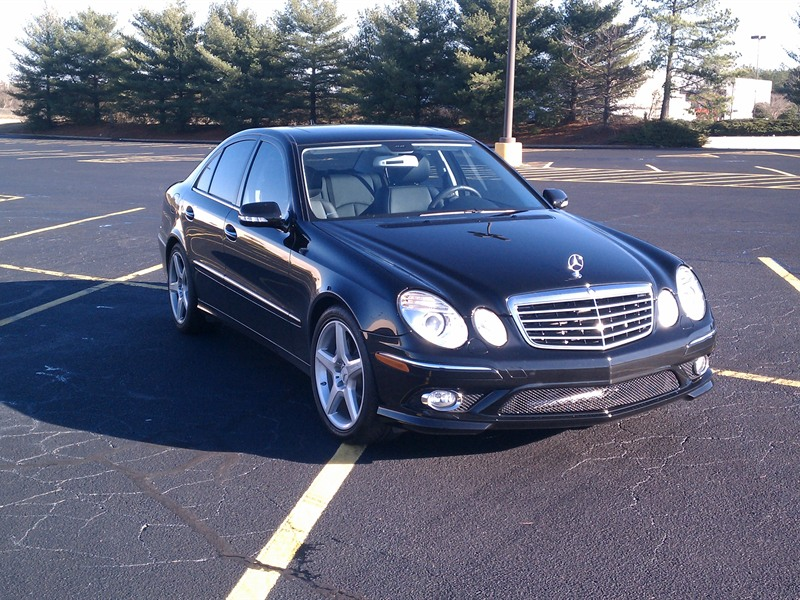 Mercedes benz e 350 2009 for sale by owner in for Mercedes benz e 350 for sale