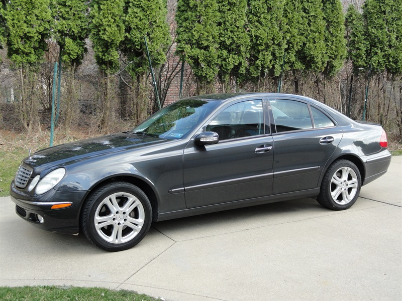 Cars for sale by owner in grove city pa for Mercedes benz e350 for sale by owner