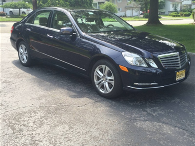Mercedes benz e class 2011 for sale by owner in caldwell for Mercedes benz for sale in nj